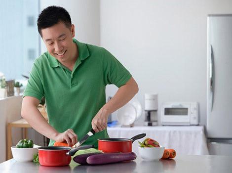 Người vợ chưa từng nấu ăn cho chồng-3