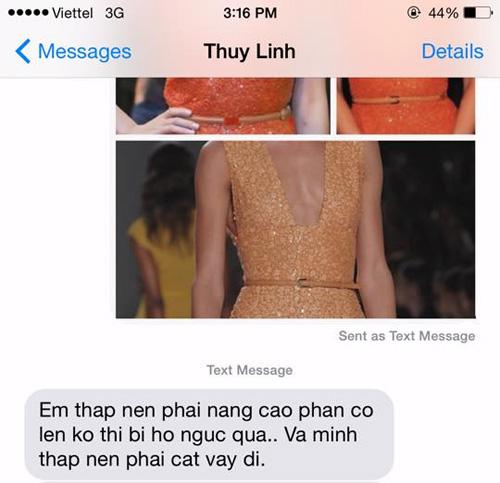 Hoàng Thùy Linh tiết lộ bí mật về chiếc váy Elie Saab-4