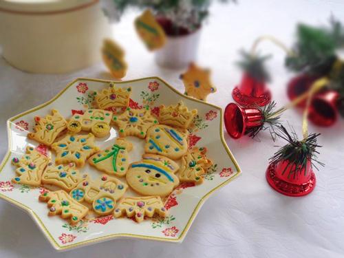 Bánh quy dễ thương cho lễ Giáng sinh - 11