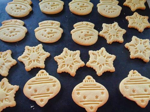Bánh quy dễ thương cho lễ Giáng sinh - 5