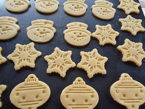 Bánh quy dễ thương cho lễ Giáng sinh - 4