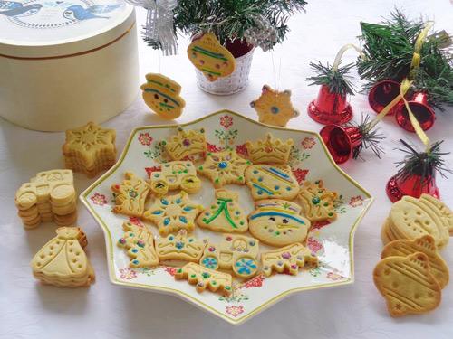 Bánh quy dễ thương cho lễ Giáng sinh - 8