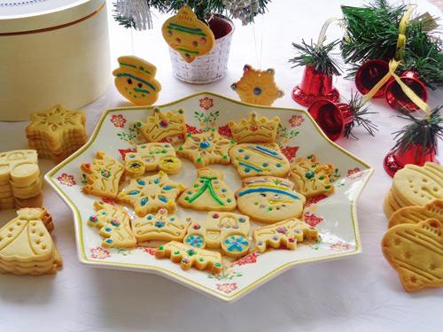 Bánh quy dễ thương cho lễ Giáng sinh - 9