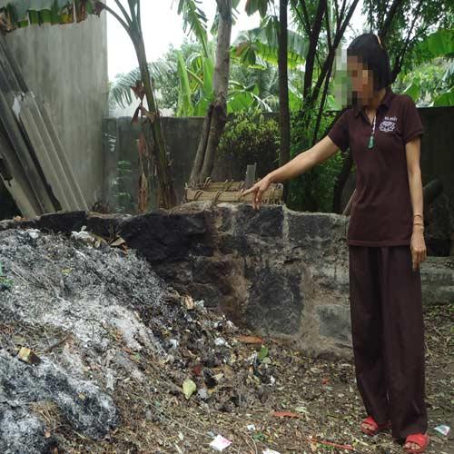 Hoang mang vụ thi thể hai bé sơ sinh bị bỏ rơi trong chùa-1
