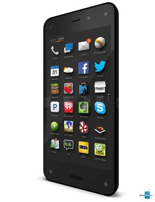 Smartphone 6 camera của Amazon chỉ còn 199 USD - 1
