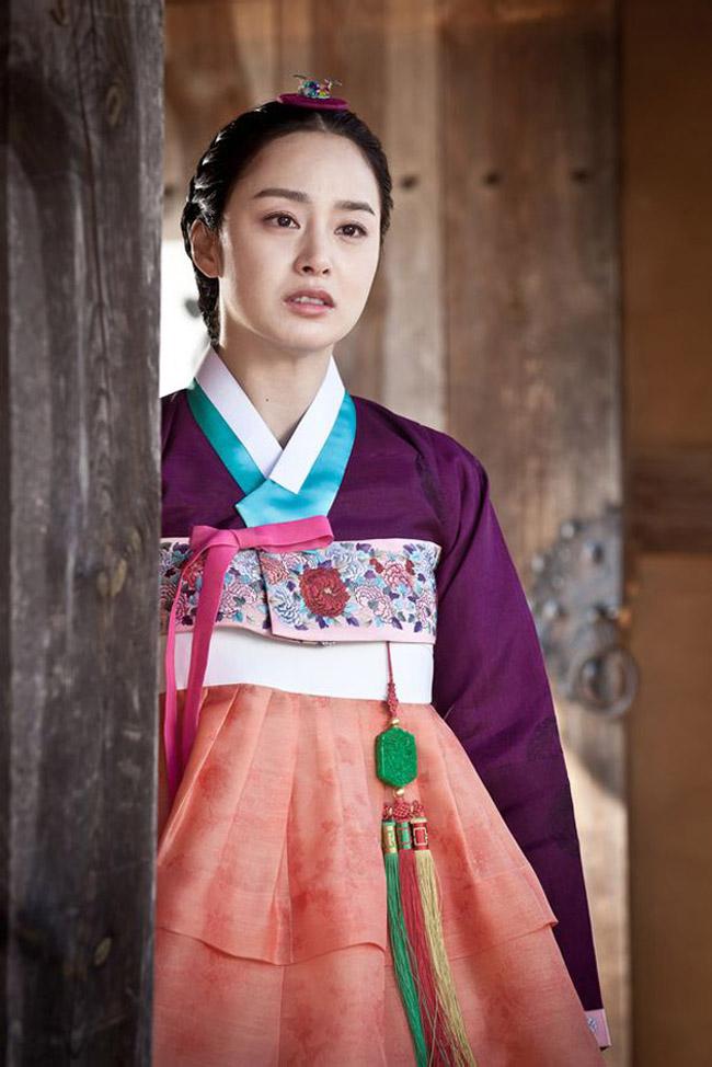 & quot;Mê mệt & quot; vẻ đẹp của những mỹ nhân cổ trang xứ Hàn