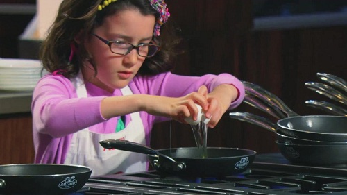 masterchef junior: co be abby nau an tu nam 2 tuoi - 10