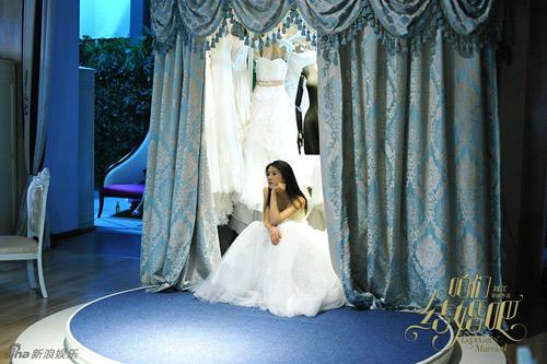 Những lần làm cô dâu của Cao Viên Viên trước khi cưới-10