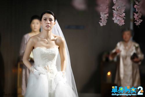 Những lần làm cô dâu của Cao Viên Viên trước khi cưới-15