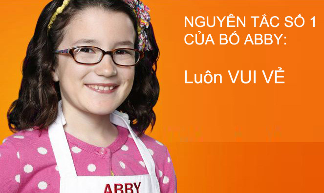 masterchef junior: co be abby nau an tu nam 2 tuoi - 1