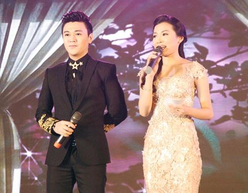 Phi Nhung khen Chế Linh đẹp trai và phong độ-13