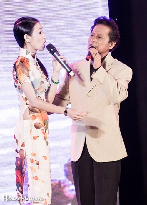 Phi Nhung khen Chế Linh đẹp trai và phong độ-5