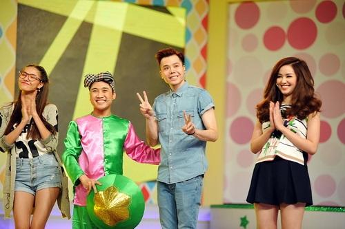 """Tâm Tít """"chặt chém"""" đồng nghiệp, Thảo Trang """"quậy"""" với fan-2"""