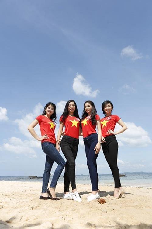 net xinh yeu cua thi sinh it tuoi nhat hh viet nam 2014 - 14