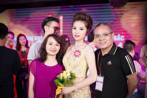 net xinh yeu cua thi sinh it tuoi nhat hh viet nam 2014 - 17