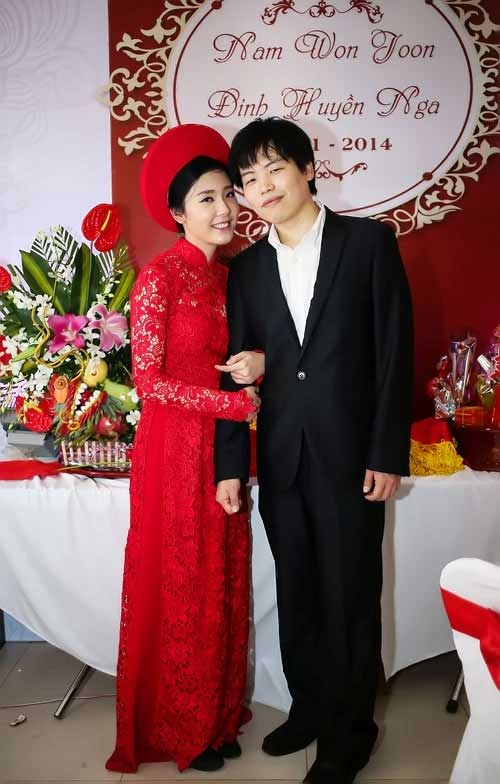 dam hoi thu vi cua co gai viet lay chong han - 12