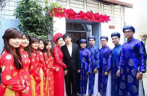 dam hoi thu vi cua co gai viet lay chong han - 13