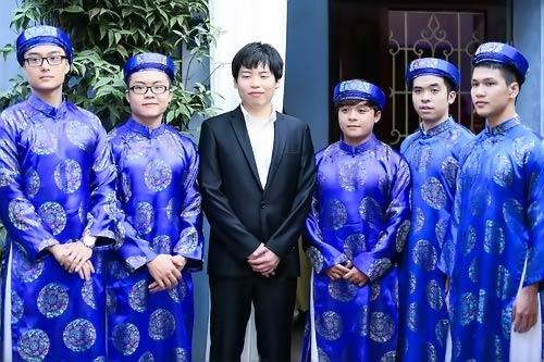 dam hoi thu vi cua co gai viet lay chong han - 14
