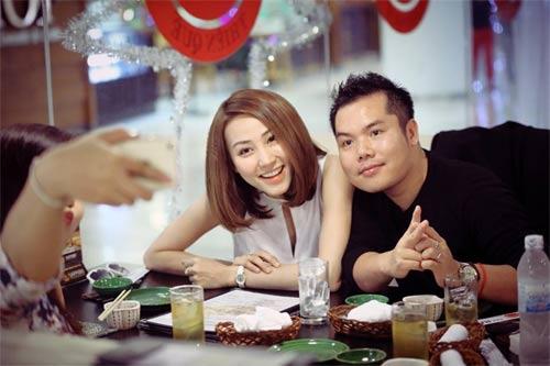"ngan khanh phai nhap vien mo ""u"" o chan - 1"