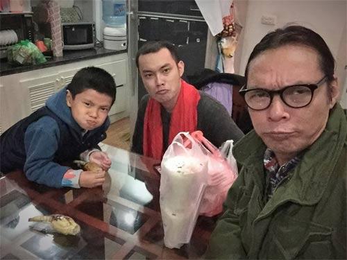"ngan khanh phai nhap vien mo ""u"" o chan - 15"