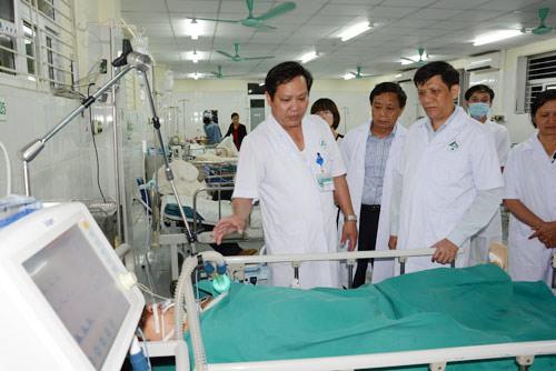 5 vu tai nan giao thong tham khoc nhat nam 2014 - 2