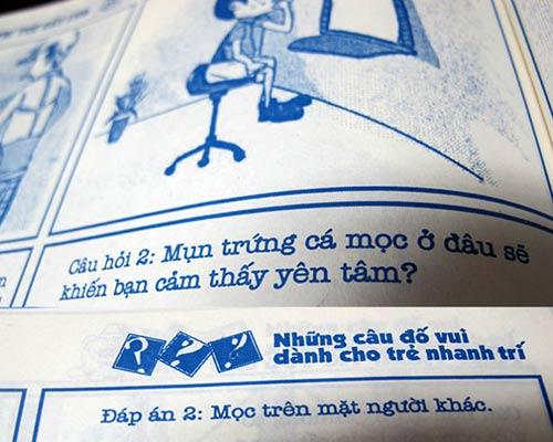 """do khoc do cuoi voi nhung cau do """"nham"""" cho tre em - 5"""