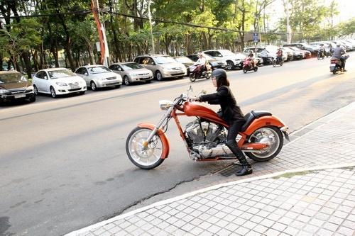 """tinna tinh cuc """"chat"""", chay xe mo to 600 trieu di su kien - 16"""