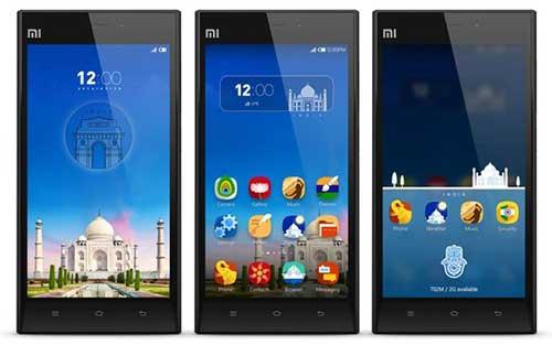 smartphone xiaomi bi cam ban tai an do - 1