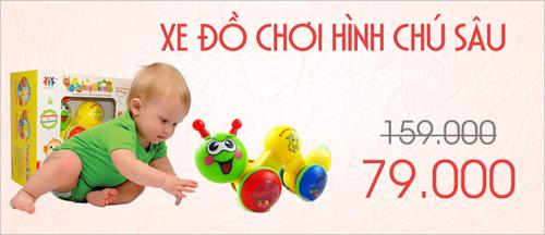 dò choi dành cho bé duói 18 tháng tuỏi - 1