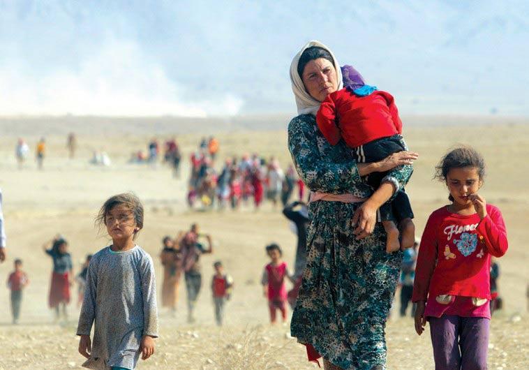 lhq: phu nu syria khon kho vi bi is bat lam no le tinh duc - 2