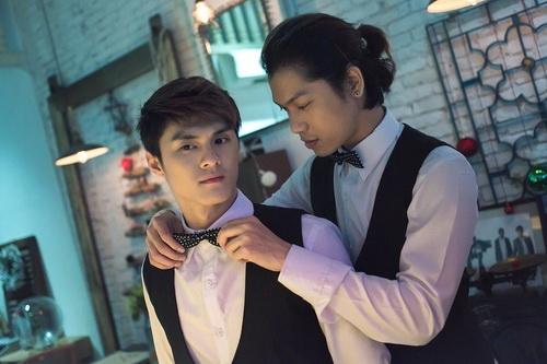 """lam vinh hai hon nguoi yeu dong tinh trong """"tiec cuoi"""" - 2"""