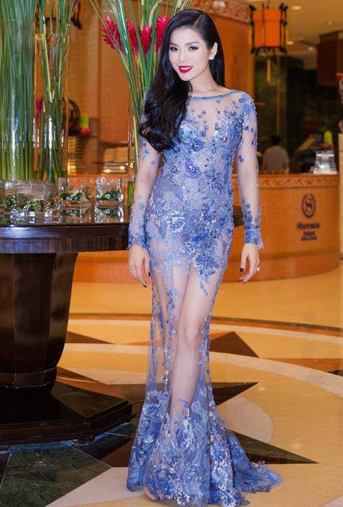 """top vay xuyen thau """"ngam mai khong chan"""" nam 2014 - 6"""