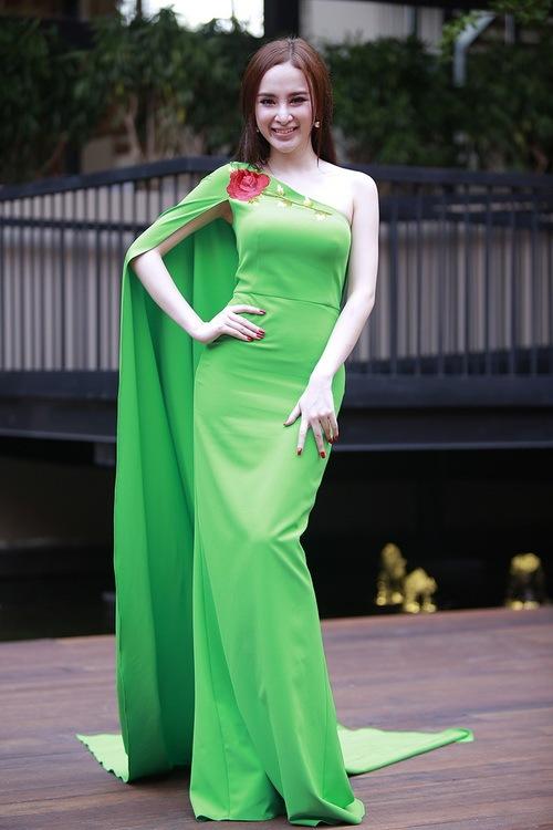 """angela phuong trinh noi bat nho mot """"nu hoang"""" - 6"""