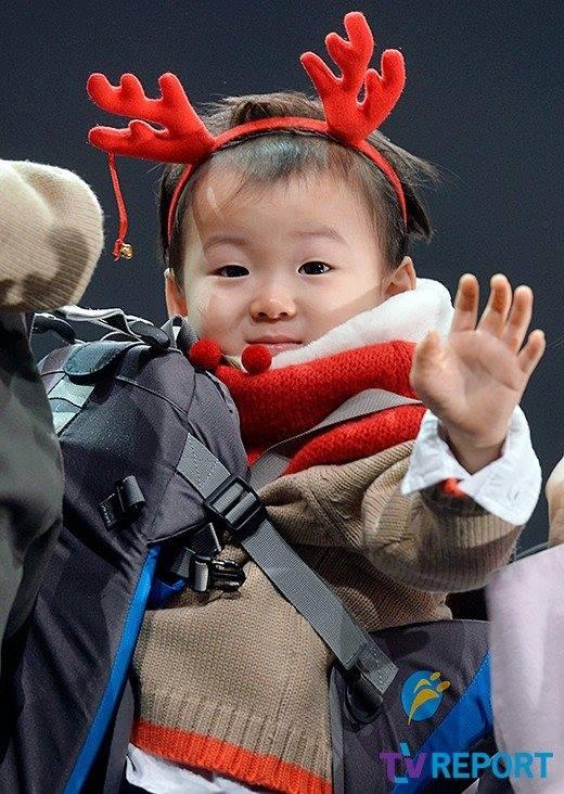 sao truyen thuyet jumong khoe cap sinh ba dang yeu - 4