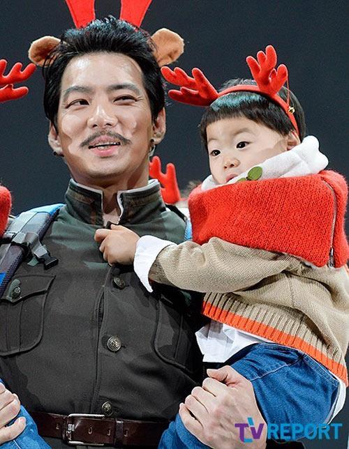 sao truyen thuyet jumong khoe cap sinh ba dang yeu - 7