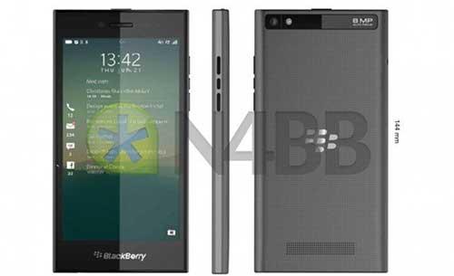 blackberry chua tu bo smartphone man hinh cam ung - 1