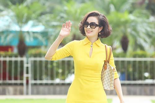 mc thanh mai tre dep hut hon xuong pho - 9