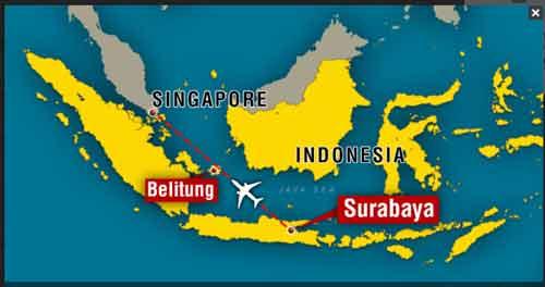 indonesia: nhieu kha nang may bay airasia da gap nan - 3