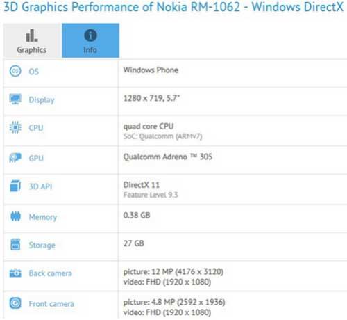 phablet lumia 1330 voi camera 14 mp tiep tuc lo dien - 1