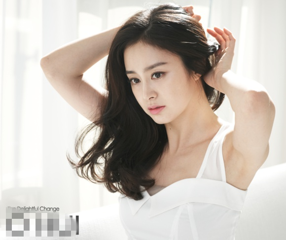 kim tae hee dep lung linh trong loat anh moi - 2