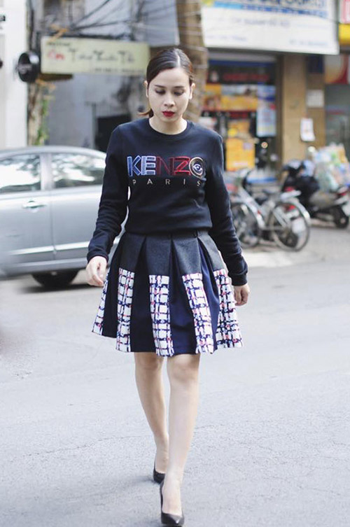 "goi ten 8 ""nu hoang street style"" viet nam 2014 - 5"