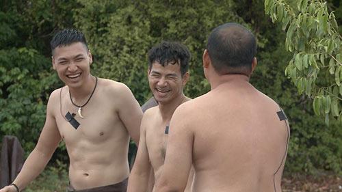 """tap 17 bo oi 2: cac ong bo gio bang """"xin chua"""" de cau cuu luong thuc - 7"""