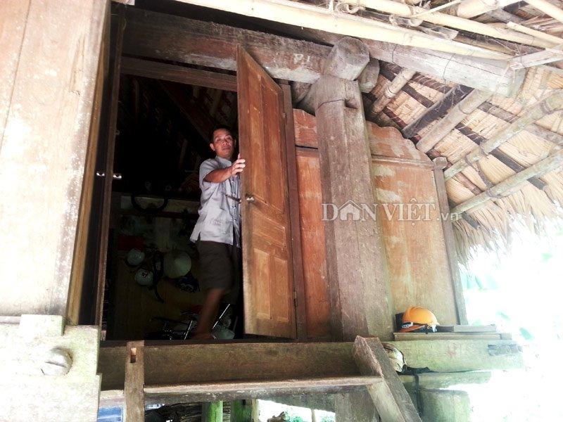 Chiêm ngưỡng ngôi nhà sàn cổ bằng gỗ quý hiếm ở xứ Thanh-3