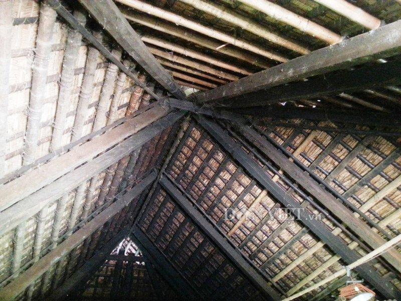 Chiêm ngưỡng ngôi nhà sàn cổ bằng gỗ quý hiếm ở xứ Thanh-5