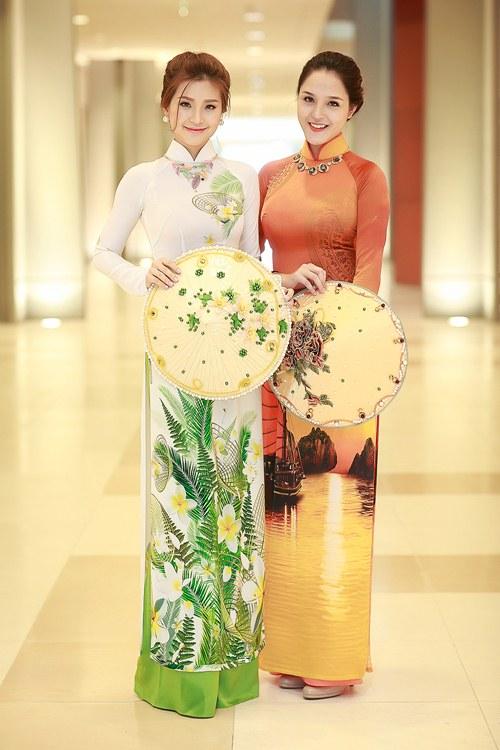 Á hậu Diễm Trang khoe đường cong gợi cảm tại Hà Nội-9