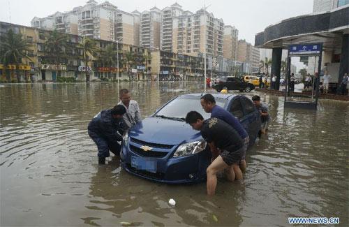 Bão Mujigae đổ bộ Trung Quốc, 4 người chết-5