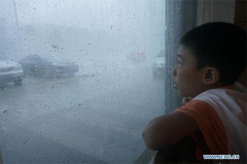 Bão Mujigae đổ bộ Trung Quốc, 4 người chết-8