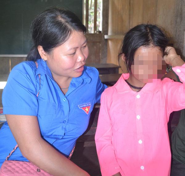Kỳ lạ bé gái có hai bộ phận sinh dục ở Hà Giang-3