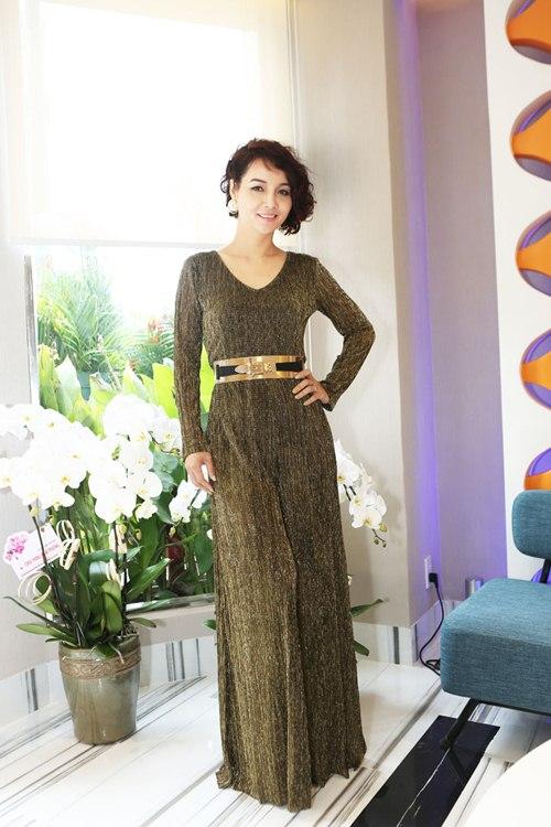 Tuần qua: Diva Mỹ Linh, HH Giáng My đẹp phát ghen ở tuổi U50-8