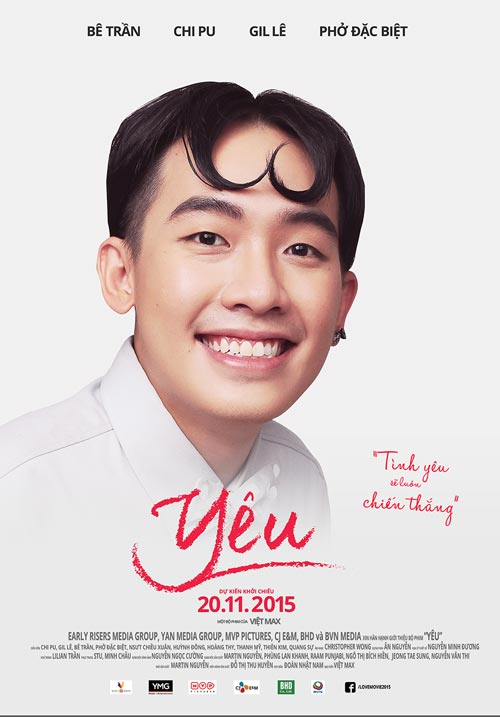 phim tinh cam cua chi pu - gil le tung poster chinh thuc - 5